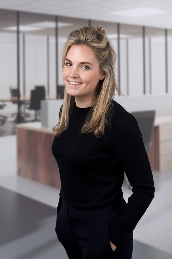 Sharon Vinck - Officemanager