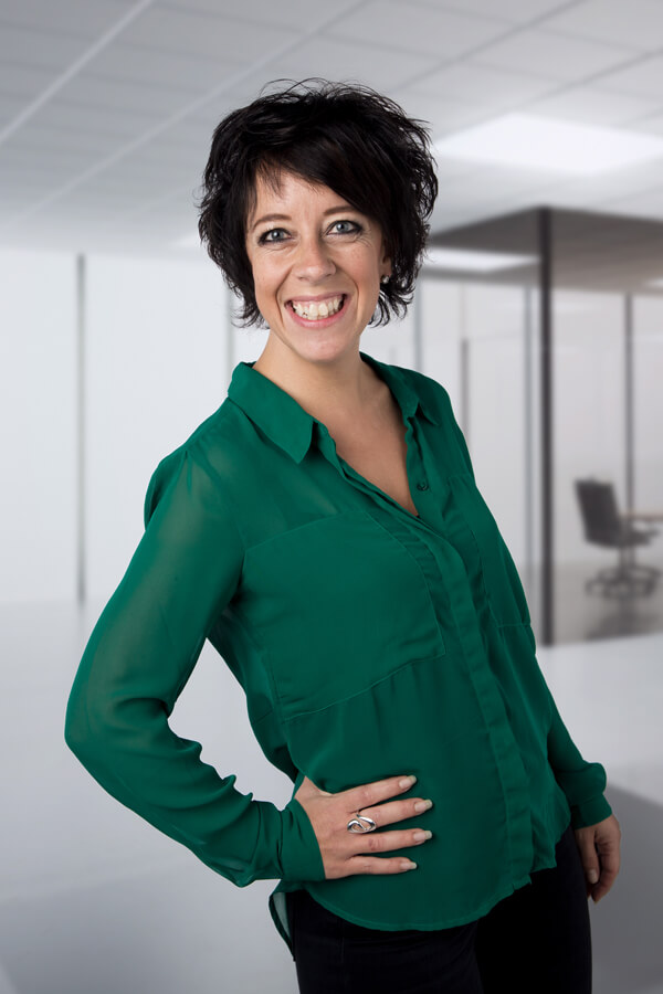 Sylvia Broerse - Officemanager