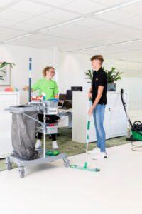 Werken in de schoonmaak bij Blinck is meer dan alleen werk.